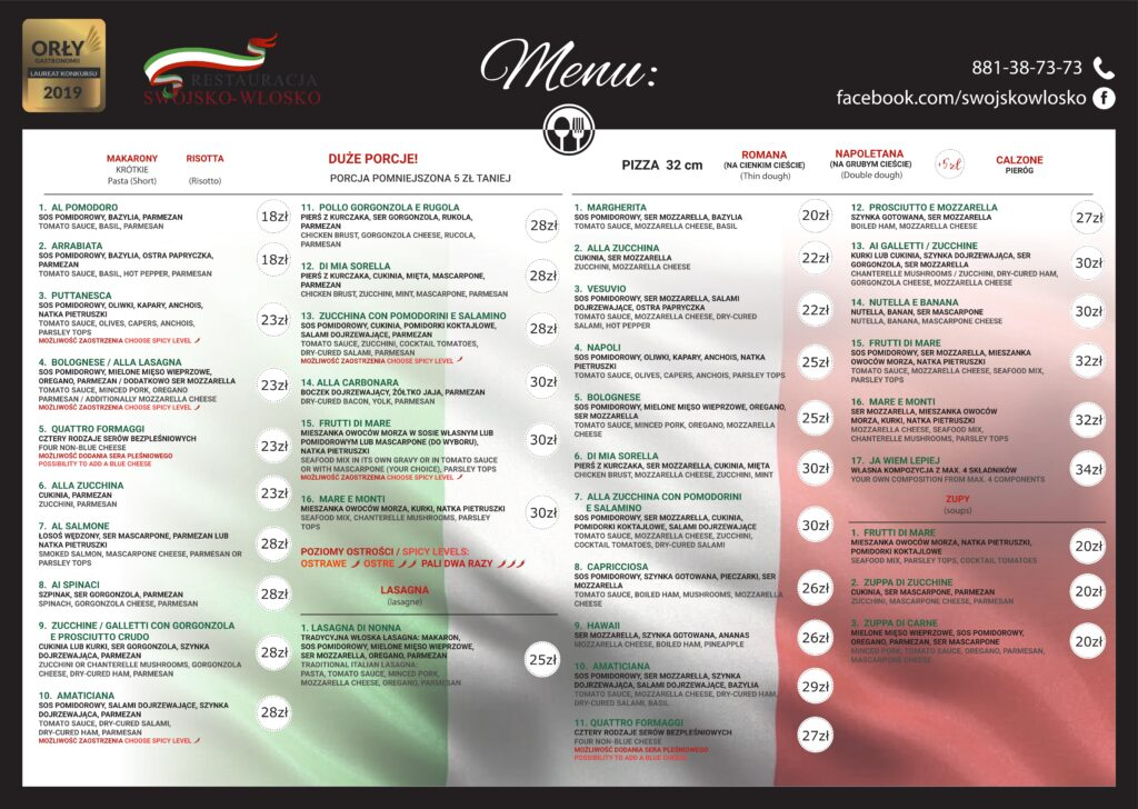 menu-restauracja-swojsko-włosko-zduńska-wola-1